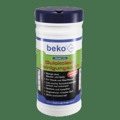 beko CareLine Quickclean, Reinigungstücher 100Stück
