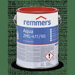 Remmers Aqua 2HL-411/90-2K-Hochglanzlack, 5l