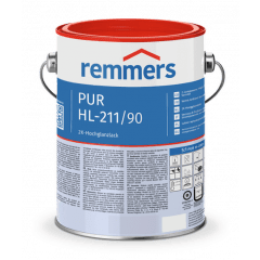 Remmers PUR HL-211/90-Hochglanzlack - 2,5 l, farblos