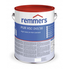 Remmers PUR HSC-245/30-High-Solid-Colorlack, 20ltr