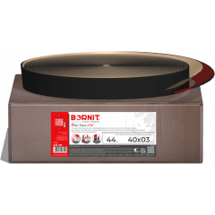 BORNIT Riss-Tape KSK - 40 mm x 3 mm, 44 m/Karton
