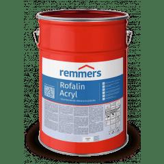 Remmers Rofalin Acryl, weiß - Schutzfarbe
