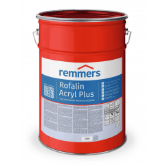 Remmers Rofalin Acryl Plus, weiß - Schutzfarbe