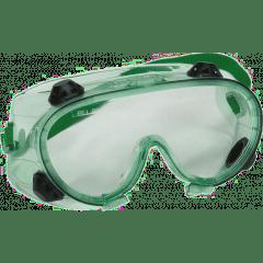 Schutzbrille, klar, EN166 - mit indirekter Belüftung
