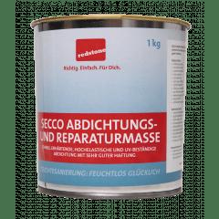 redstone Secco Abdichtungs- und Reparaturmasse - 1kg