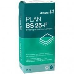 strasser PLAN BS 25-F | Bodenspachtel faserverstärkt - 25kg