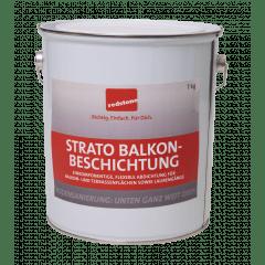 redstone Strato Balkonbeschichtung | RAL7001 Silbergrau - 7kg