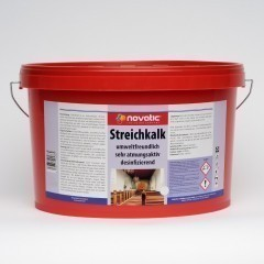 novatic Streichkalk AD01 - Weißkalkhydrat