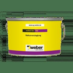 weber.tec 792, 1,5kg - Balkonversiegelung
