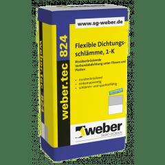 weber.tec 824, 20kg - Flexible Dichtungsschlämme, 1-K