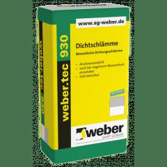 weber.tec 930, 25kg - Dichtschlämme
