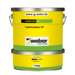 weber.tec 945 - Injektionsharz EP