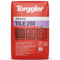 Torggler Tile 250 | Fliesenkleber - grau - 25kg
