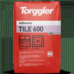 Torggler Tile 600 | Fliesenkleber - grau - 25kg