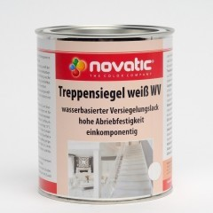 novatic Treppensiegel AD56 wasserverdünnbar - weiß