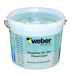 weber.sys Messeimer Fliese, 18ltr