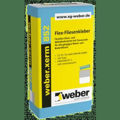 weber.xerm 852, 25kg - Flex-Fliesenkleber