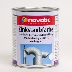 novatic Zinkstaubfarbe MG05 - grau
