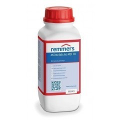 Remmers ZM MD 3 | Mörteldicht MD III - Mörtelzusatzmittel