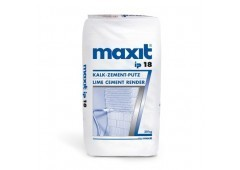 maxit ip 18 -  Kalk-Zement-Putz - 30kg