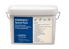 KEMPEROL 2K PUR Speed Pack | Abdichtungs-Set