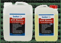 beko 2-K Epoxy (Epoxydharz) transparent - 8kg