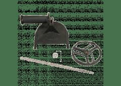 Fräswerkzeug für Montagezylinder D=125 mm