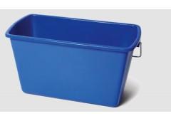 Kunststoffeimer blau - 14ltr