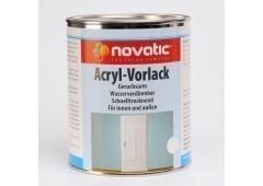 novatic Acryl-Vorlack AG80 - weiß