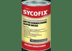 SYCOFIX ® Anti-Schimmel-Farbe - Super Weiss