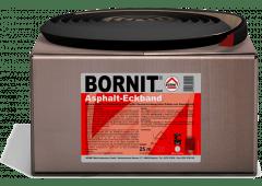 BORNIT Asphalt-Eckband - 25 m