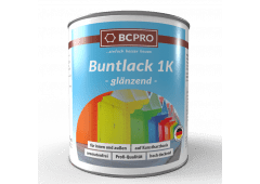 BCPRO Buntlack 1K, glänzend