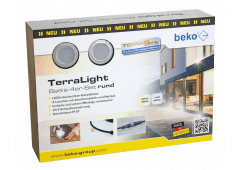 beko TerraLight Basis 4er-Set rund d=60mm