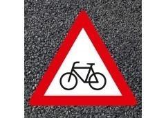 BORNIT Verkehrszeichen VZ 138 Radverkehr