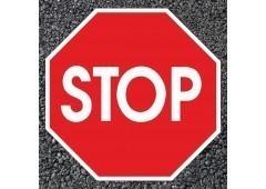 BORNIT Verkehrszeichen VZ 206 STOP-Schild