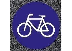 BORNIT Verkehrszeichen VZ 237 Radweg