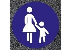 BORNIT Verkehrszeichen VZ 239 Gehweg