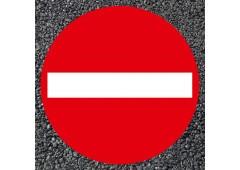 BORNIT Verkehrszeichen VZ 267 Verbot der Einfahrt