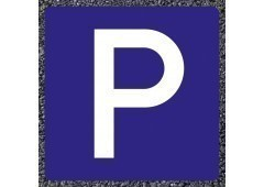 BORNIT Verkehrszeichen VZ 314 Parken