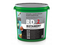 BOTAMENT RD 2 The Green 1 - Multifunktionale Reaktivabdichtung