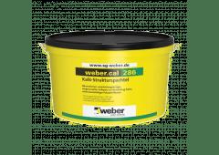 weber.cal 286, 20kg - Kalk-Strukturspachtel