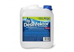 depotmed Desinfektor für Schankanlagen - 5ltr