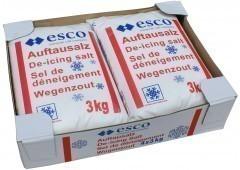 esco Streusalz / Auftausalz - 12kg (4x3kg)