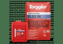 Torggler Flex 2K | 2K-Abdichtung Außen - 33,5kg