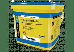 weber.floor 4046 - Feinspachtel ultra - 10kg (2 x 5kg)