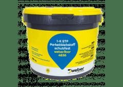 weber.floor 4836 - 1-K STP Parkettklebstoff schubfest - 16kg