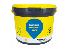 weber.floor 4870 - Fixierung - 10kg