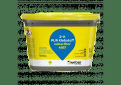 weber.floor 4887 - 2-K PUR Klebstoff - 13,4kg