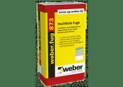 weber.fug 873, 25kg - Hochfeste Fuge