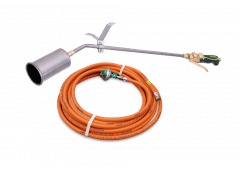 Grün Titan Starkbrenner-Set TS65/800 mit 10m HD-Schlauch